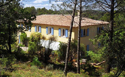 "Our guest house: an authentic Provencal ""Bastide"" (Manor)"